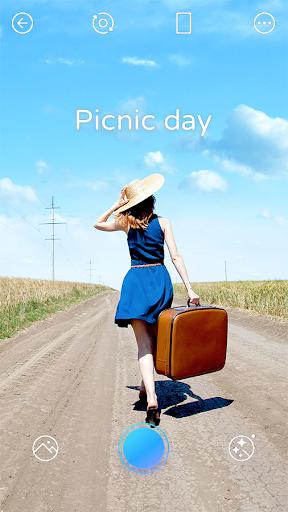 PICNIC- Weer Genie Fotofilter & Camera screenshot 2