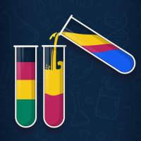 Trier le puzzle de l'eau - Jeu de tri des couleurs on 9Apps