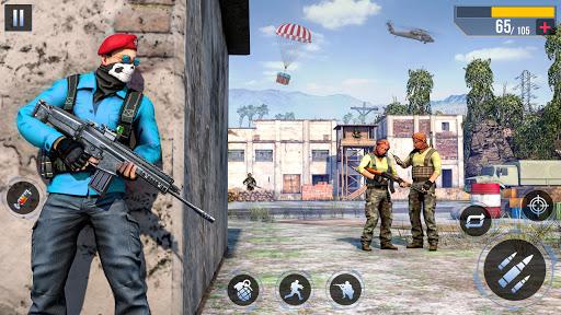 game menembak offline komando screenshot 5