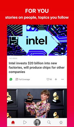 NewsPlus: Local News & Stories on Any Topic screenshot 4