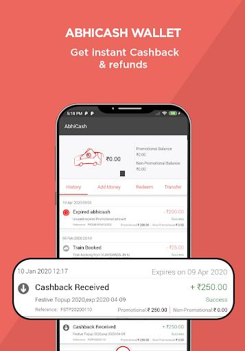 AbhiBus - Fastest Online Bus Ticket Booking App screenshot 5