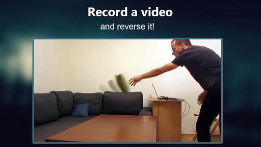 Reverse Movie FX - magic video screenshot 6