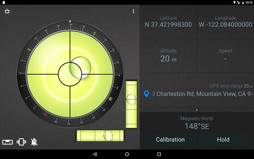 Compass Level & GPS screenshot 18