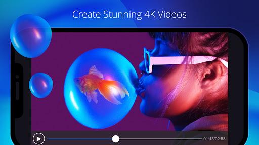 PowerDirector - Video Editor screenshot 1