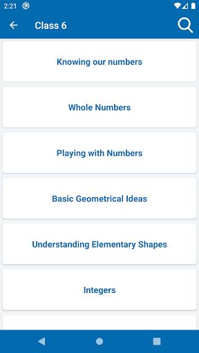 Math Formulas - Class 6 to 12 screenshot 3