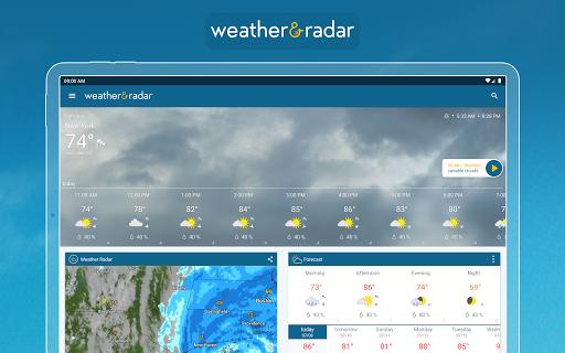 Weather & Radar - Storm radar screenshot 13