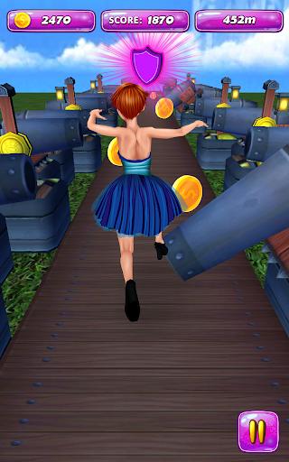 Princess Castle Runner: Endless Running Games 2020 screenshot 5