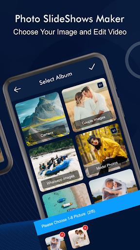 Photo Slideshow with Music - Song Movie Maker screenshot 4