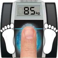 Weight Finger Scanner Prank on 9Apps