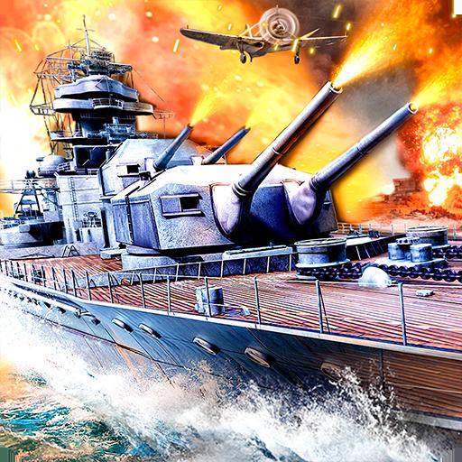 Warship Rising - 10 vs 10 Real-Time Esport Battle icon