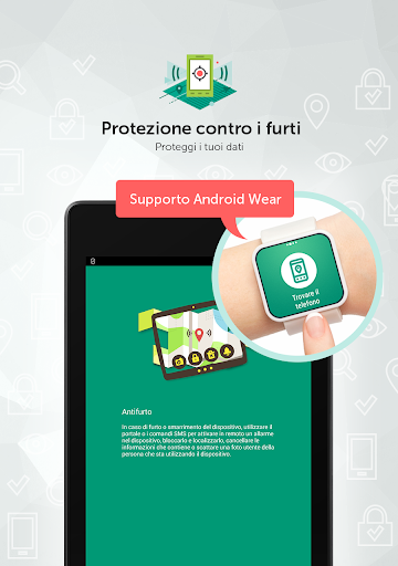 Kaspersky Mobile Antivirus: AppLock Sicurezza Web screenshot 11