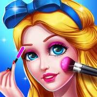 👧💄Alice Makeup Salon - Wonderland Fashion War on APKTom