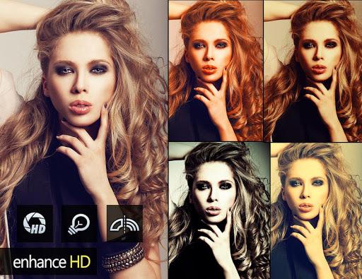 HD Photo Editor screenshot 2