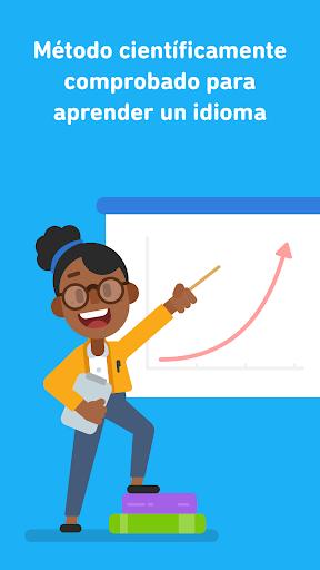 Duolingo - Aprende inglés y otros idiomas gratis screenshot 1