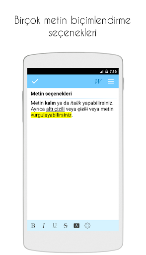 Keep My Notes - Not defteri screenshot 6