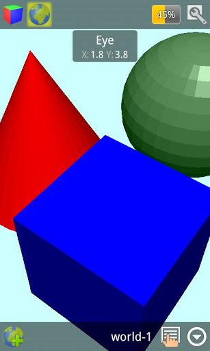 3D Model Player (3D Viewer) screenshot 1