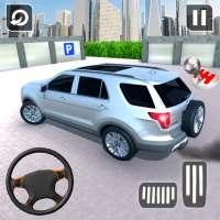に 車 パーキング ゲーム  -  プラド 新しい 運転する ゲーム on 9Apps