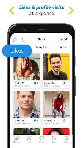 LOVOO - Chat, date & find love screenshot 5