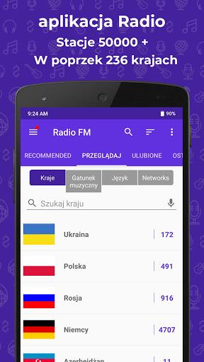 Radio FM screenshot 1