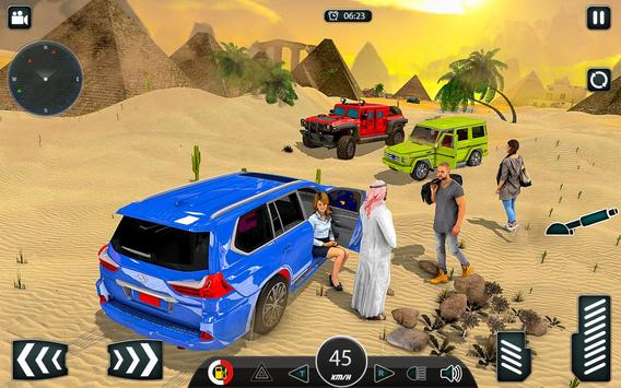 Luxury LX Prado Desert Driving screenshot 2