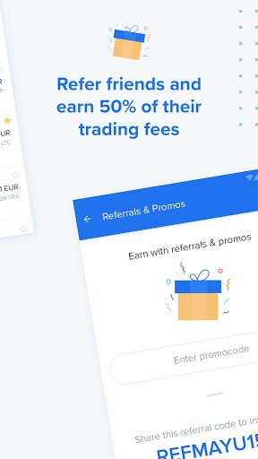 Zebpay Bitcoin and Cryptocurrency Exchange screenshot 5