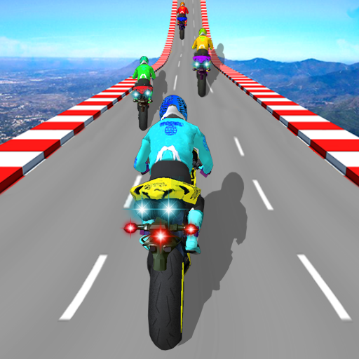 Bike Stunts New Games 2020:Free motorcycle games icon