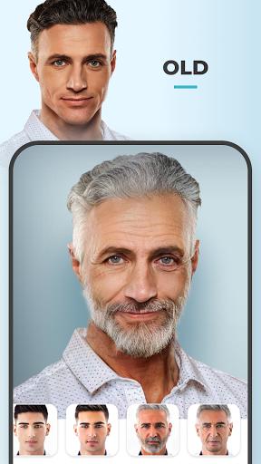FaceApp - Face Editor, Makeover & Beauty App स्क्रीनशॉट 2
