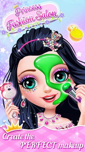 Princess Makeup Salon screenshot 5