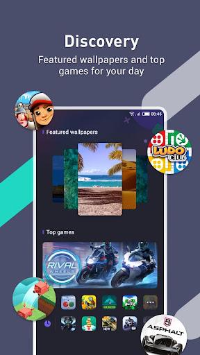 XOS Launcher(2020)- Customized,Cool,Stylish screenshot 3