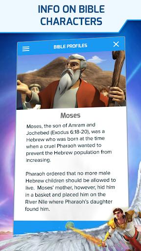 Superbook Kids Bible, Videos & Games (Free App) screenshot 6