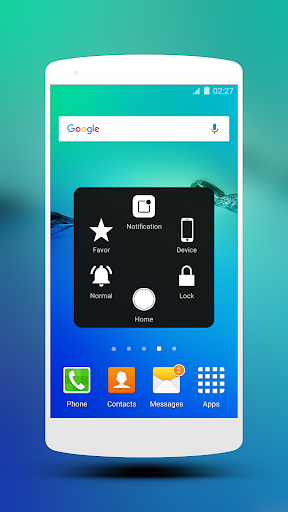 Assistive Touch pour Android screenshot 9