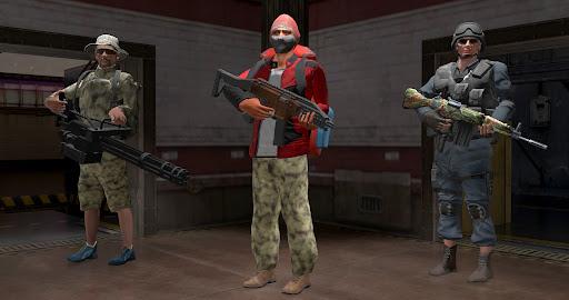 ThriveX Survival - Battlegrounds Royale screenshot 2