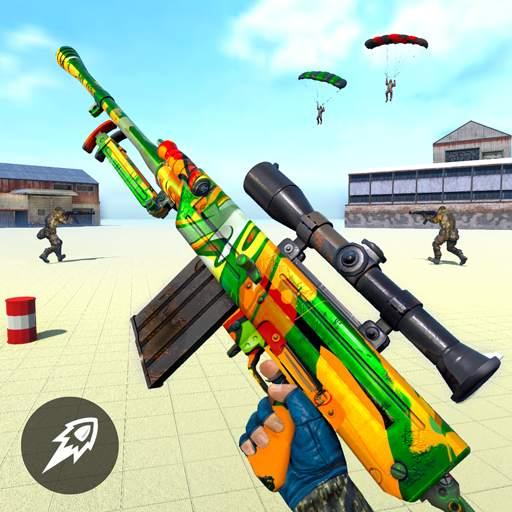 Anti Terrorist Shooting Squad-Combat Mission Games