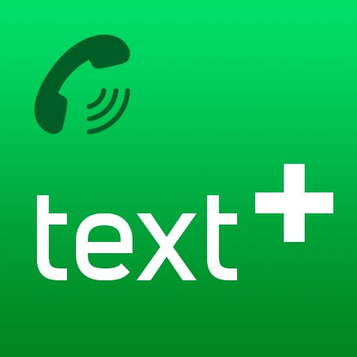 textPlus: Free Text & Calls आइकन