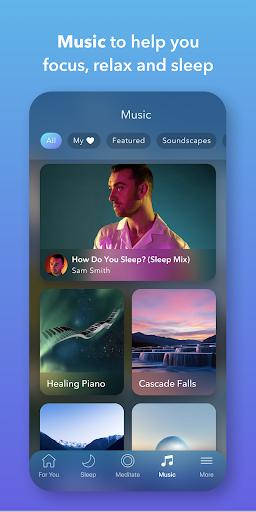 Calm - Meditate, Sleep, Relax screenshot 5