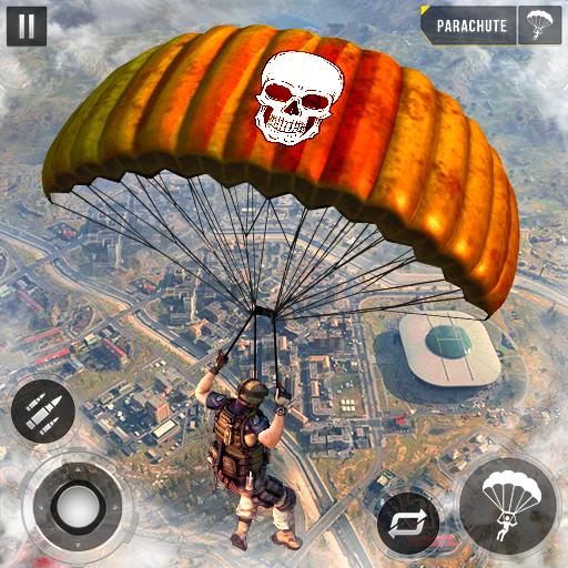 ikon game menembak offline komando