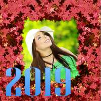 Happy New Year Frames on 9Apps