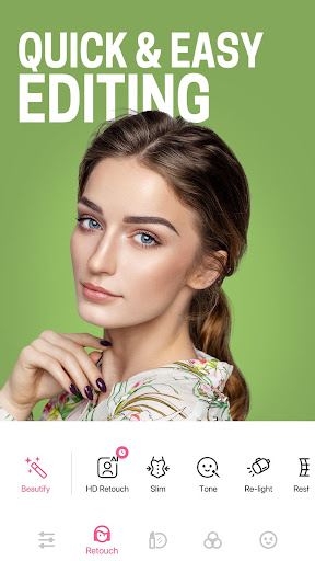 BeautyPlus Me - Easy Photo Editor & Selfie Camera screenshot 2