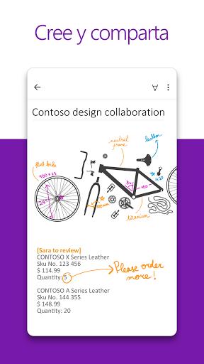 OneNote: Guardar ideas y organizar notas screenshot 4