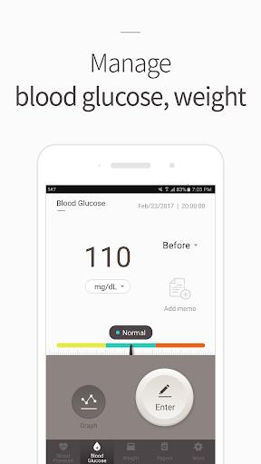 Blood Pressure(BP) Diary screenshot 2