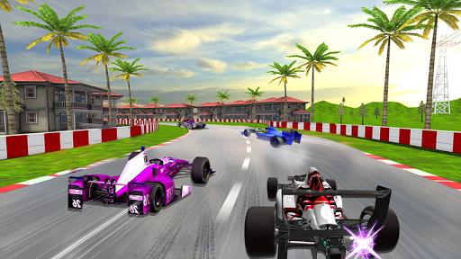 Nieuwe Formula Car Racing Stunt: GT Car Games screenshot 1