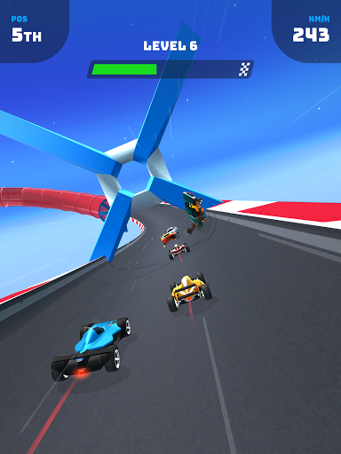 Race Master 3D - Carrera screenshot 6