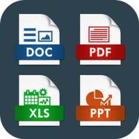 Document Manager - Word, Excel, PPT & PDF Reader on 9Apps