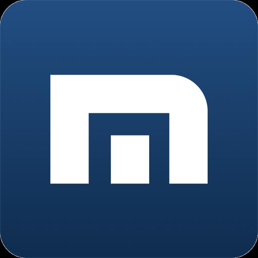 Maxthon browser أيقونة