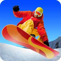 Snowboard Master 3D on 9Apps