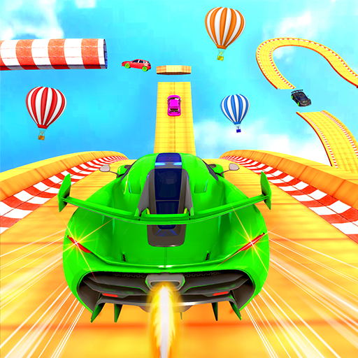 Impossible Track Car Stunt 3D: Car Games icon