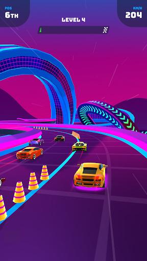 Race Master 3D - Carrera screenshot 2
