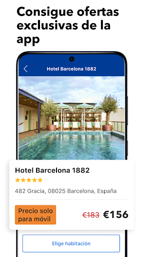 Booking.com Reservas Hoteles screenshot 3