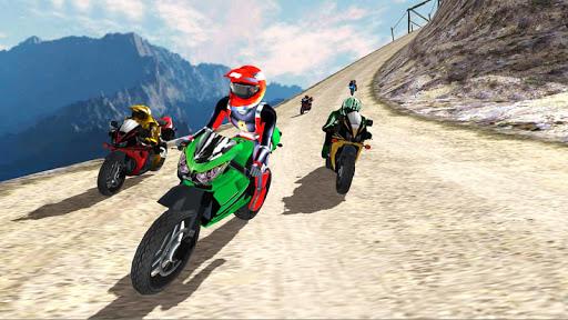 Hill Top Bike Racing screenshot 5