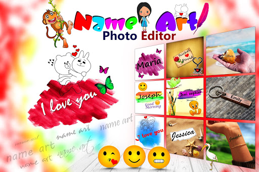 Name Art Photo Editor - 7Arts Focus n Filter 2021 screenshot 19